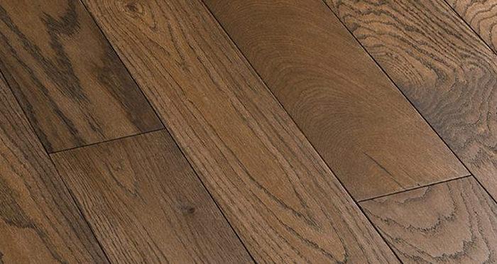 Luxury Espresso Oak Solid Wood Flooring - Descriptive 4