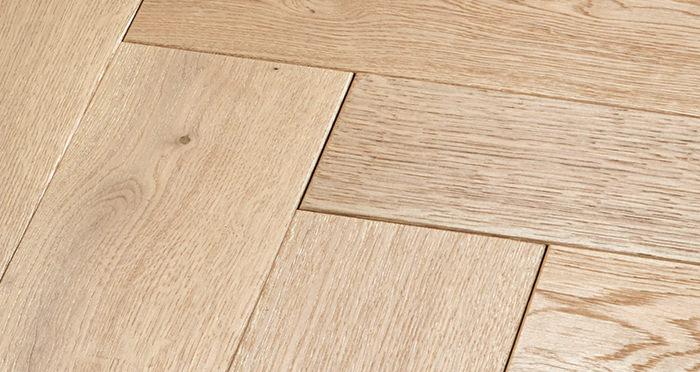 Luxury Parquet Vanilla Oiled Oak Solid Wood Flooring - Descriptive 5