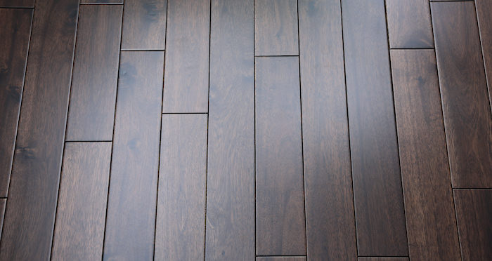 Antique Acacia Lacquered Solid Wood Flooring - Descriptive 5
