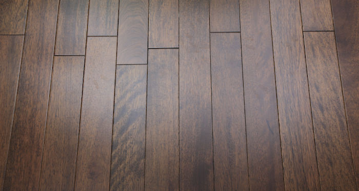 Pacific Mahogany Antique Lacquered Solid Wood Flooring - Descriptive 6