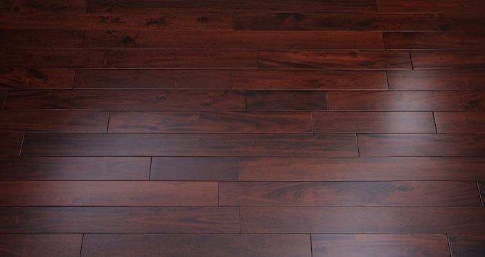 Royal Mahogany Narrow Solid Wood Flooring - Descriptive 4