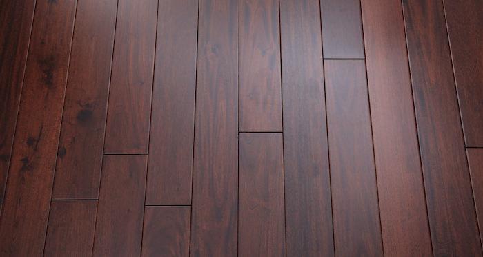 Royal Mahogany Narrow Solid Wood Flooring - Descriptive 6