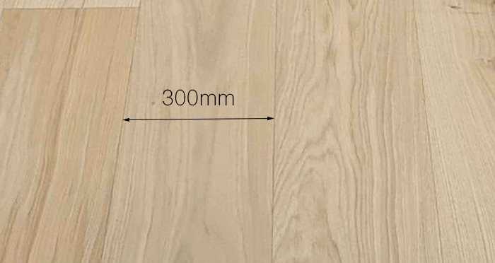 Supreme Unfinished Oak Engineered Wood Flooring - Descriptive 8