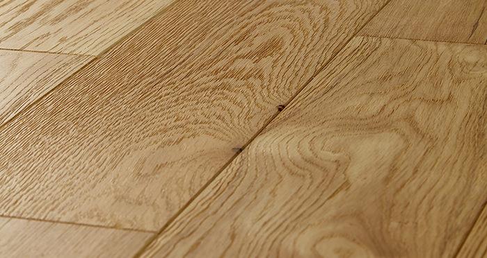 Manor Natural Oak Brushed & Oiled Engineered Wood Flooring - Descriptive 1