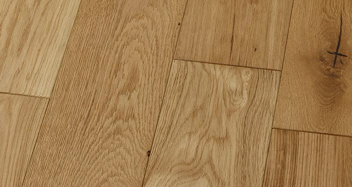 Manor Natural Oak Brushed & Oiled Engineered Wood Flooring - Descriptive 4