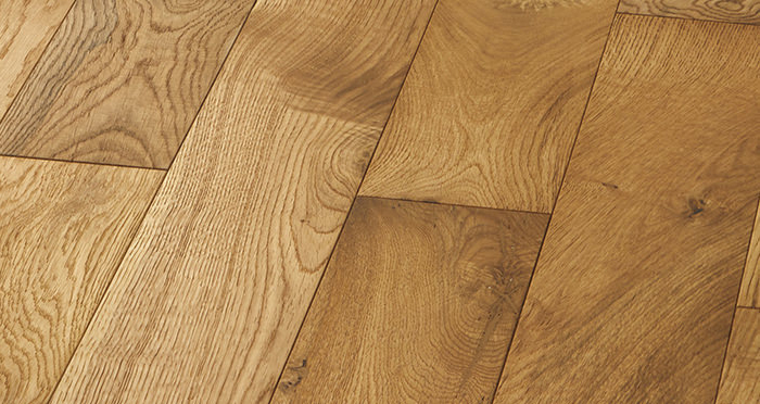 Studio Natural Oak Brushed & Oiled Engineered Wood Flooring - Descriptive 5
