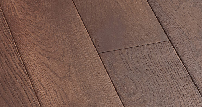 Chocolate Oak 125mm Oiled Solid Wood Flooring - Descriptive 5