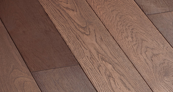 Chocolate Oak 125mm Oiled Solid Wood Flooring - Descriptive 6