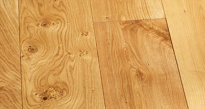 Prestige Caramel Oak Solid Wood Flooring - Descriptive 5