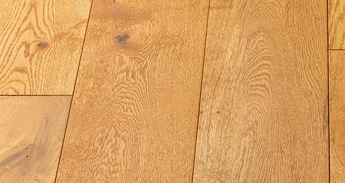 Old Country Antique Golden Oak Brushed & Oiled Engineered Wood Flooring - Descriptive 4