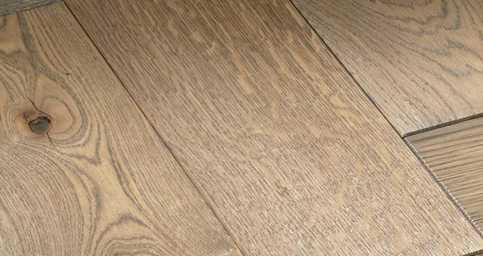 Luxury Parquet Grey Oiled Oak Solid Wood Flooring - Descriptive 3