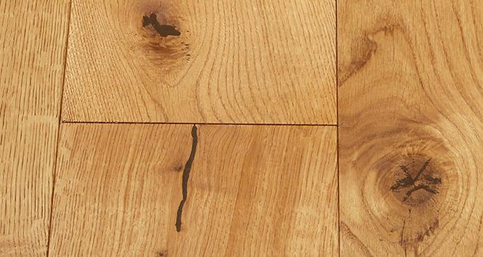 Prestige Golden Oak Solid Wood Flooring - Descriptive 2
