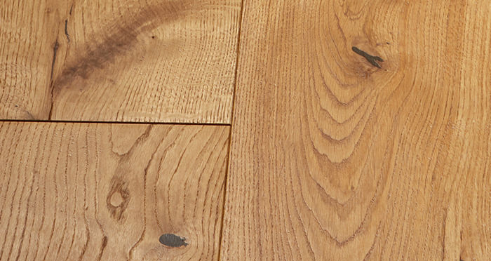 Prestige Golden Oak Solid Wood Flooring - Descriptive 4