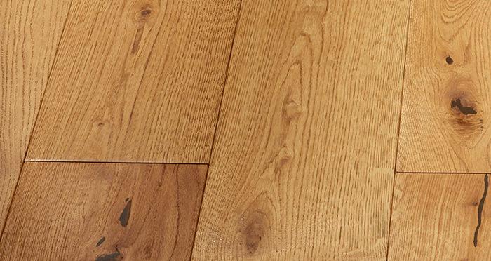 Prestige Golden Oak Solid Wood Flooring - Descriptive 5
