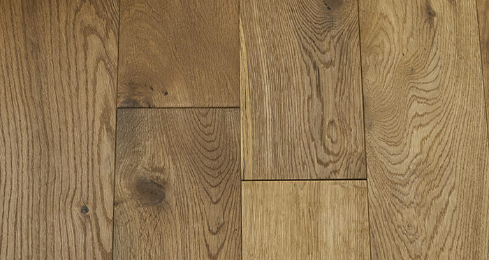 Loft Summer Oak Brushed & Oiled Engineered Wood Flooring - Descriptive 5