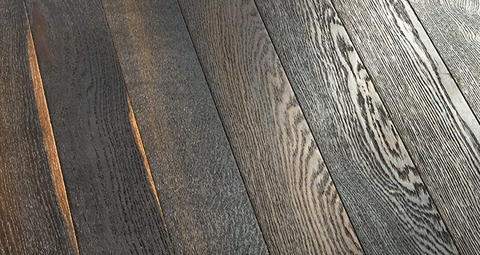 Salcombe Smoked Ember Oak Engineered Wood Flooring - Descriptive 4
