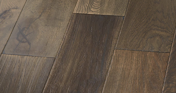 Manhattan Cellar Oak Brushed & Lacquered Engineered Wood Flooring - Descriptive 7