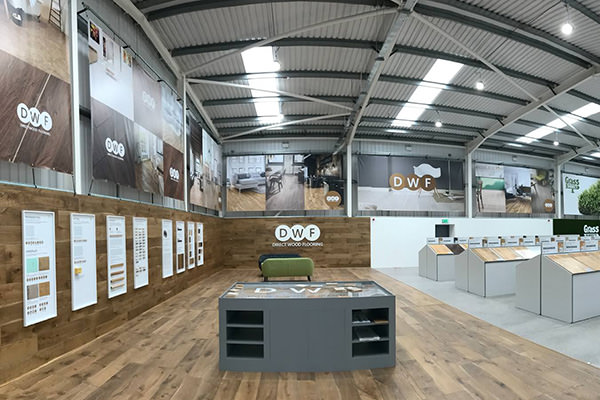 Direct Wood Flooring Coventry Store - Indoor 1
