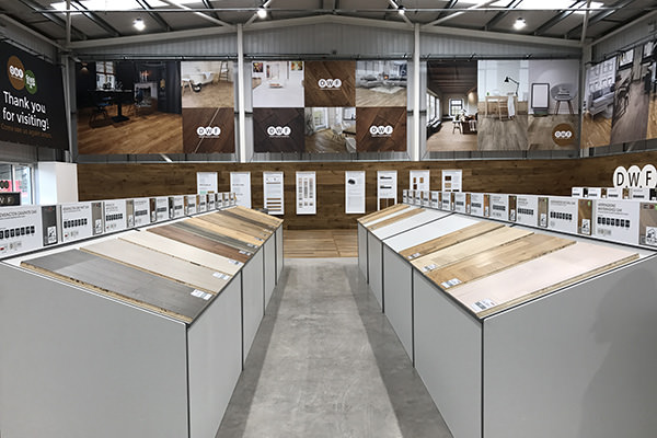 Direct Wood Flooring Coventry Store - Stands 1