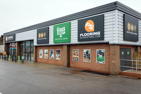 Direct Wood Flooring Keighley Store - Exterior 1