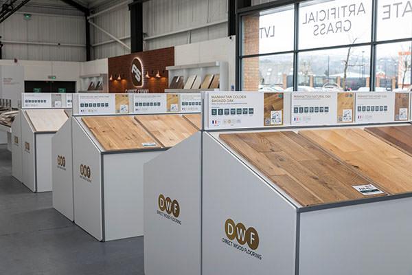Direct Wood Flooring Keighley Store - Indoor 3
