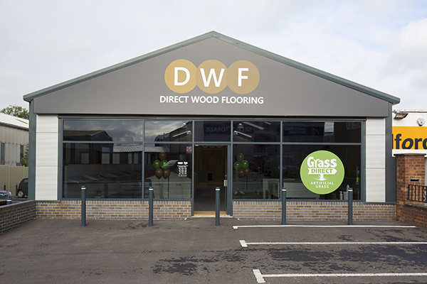 Direct Wood Flooring York Store - Exterior 1