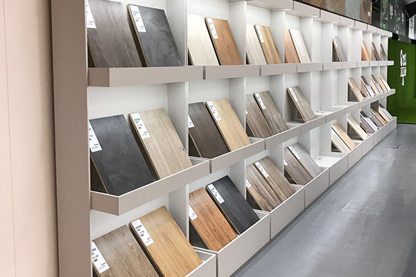Direct Wood Flooring York Store - Stands 1