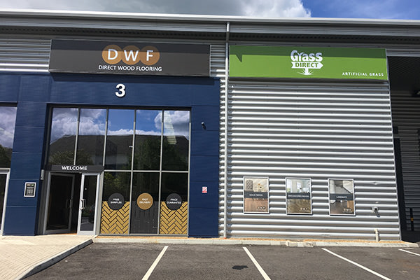 Direct Wood Flooring Bracknell Store - Exterior 1