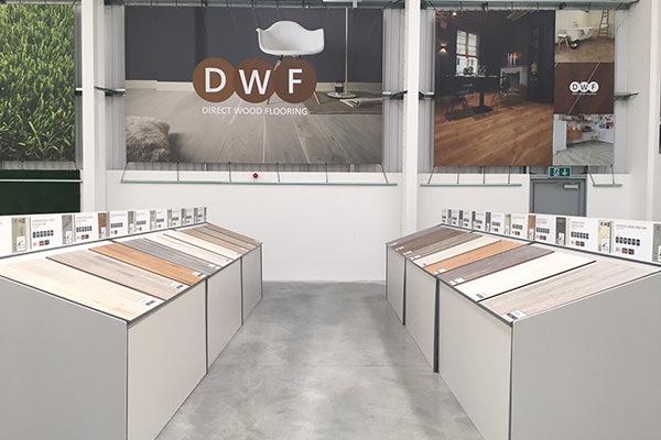 Direct Wood Flooring Bracknell Store - Indoor 1