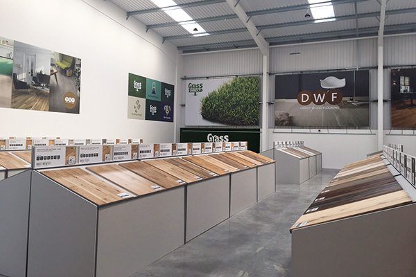 Direct Wood Flooring Bracknell Store - Stands 1