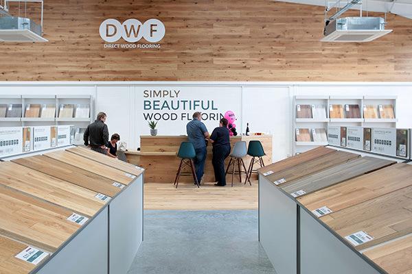 Direct Wood Flooring Havant Store - Indoor 1