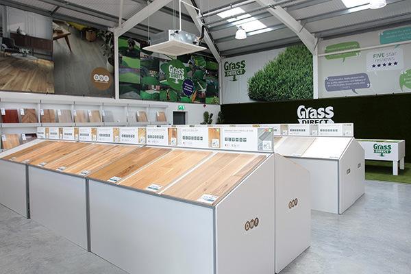Direct Wood Flooring Havant Store - Indoor 2