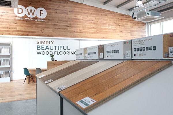 Direct Wood Flooring Havant Store - Indoor 3