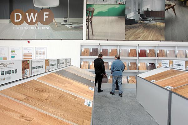 Direct Wood Flooring Havant Store - Stands 2