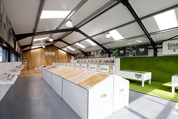 Direct Wood Flooring York Monks Cross Store - Indoor 1
