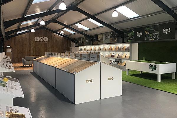 Direct Wood Flooring York Monks Cross Store - Indoor 2
