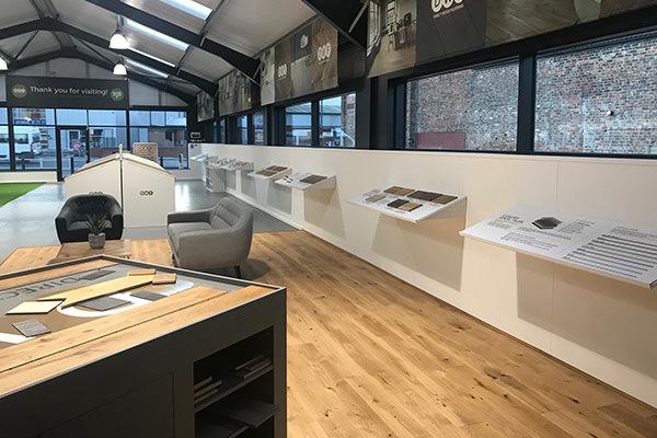 Direct Wood Flooring York Monks Cross Store - Indoor 3