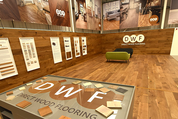 Direct Wood Flooring Coventry Store - Stands 2