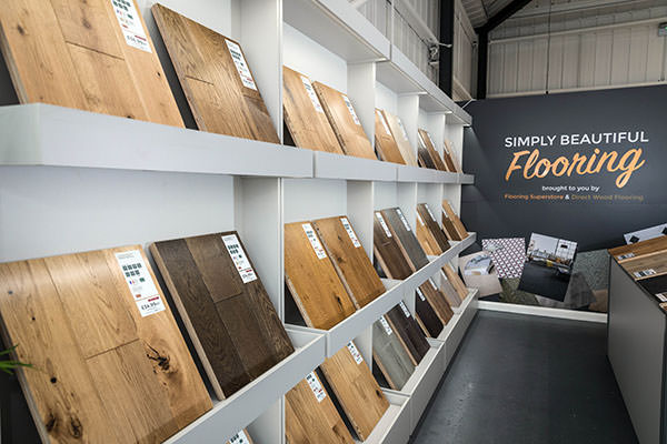 Direct Wood Flooring Keighley Store - Indoor 1