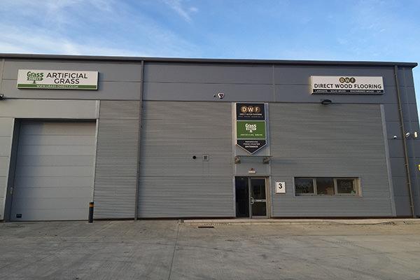 Direct Wood Flooring Birtley Store - Exterior 1
