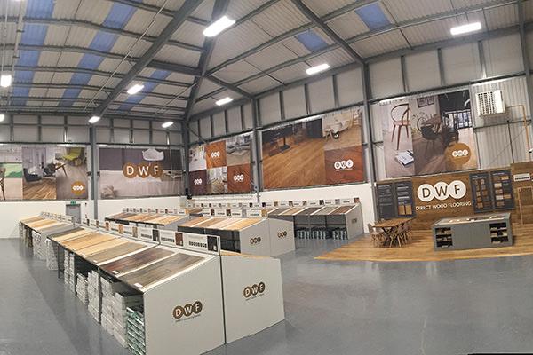Direct Wood Flooring Birtley Store - Indoor 1