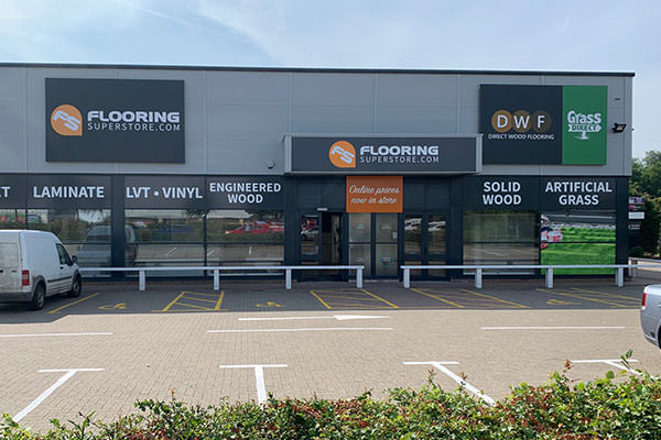 Direct Wood Flooring Milton Keynes Store - Exterior 1