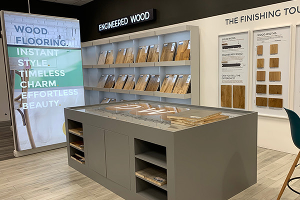 Direct Wood Flooring Milton Keynes Store - Indoor 1
