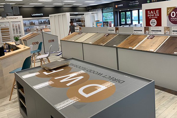 Direct Wood Flooring Milton Keynes Store - Indoor 2