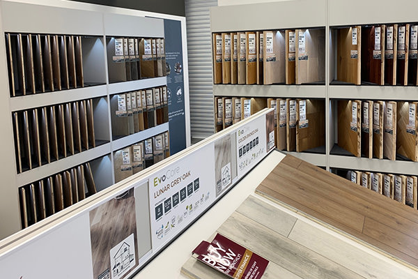 Direct Wood Flooring Milton Keynes Store - Stands 1