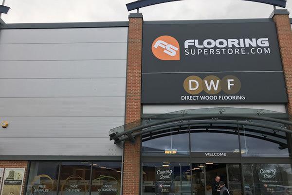 Direct Wood Flooring Swindon Store - Exterior 1