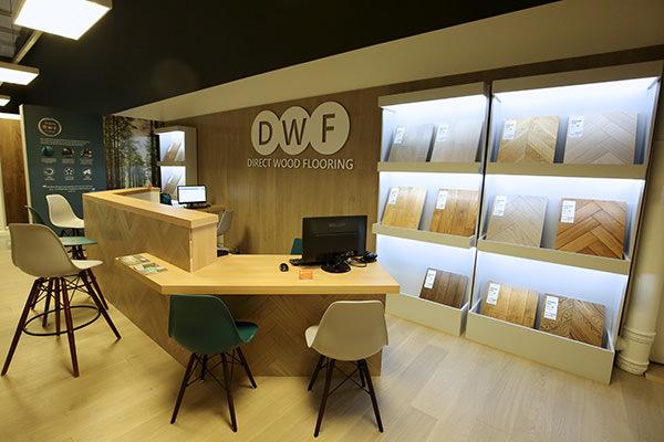 Direct Wood Flooring Swindon Store - Indoor 3