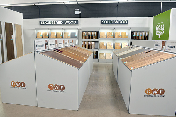 Direct Wood Flooring Stockport Store - Indoor 1