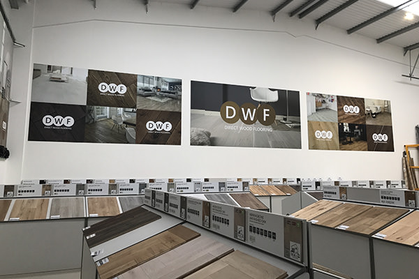 Direct Wood Flooring Thurrock Store - Stands 2