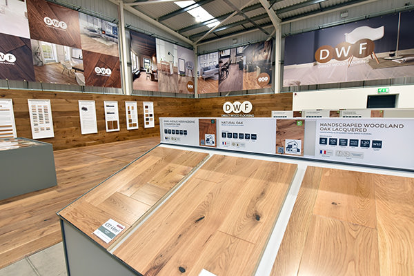 Direct Wood Flooring Coventry Store - Indoor 2